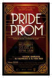 Toronto Pride Prom 2014